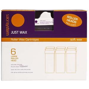 Salon System Just Wax Large Roller Wax Cartridges
