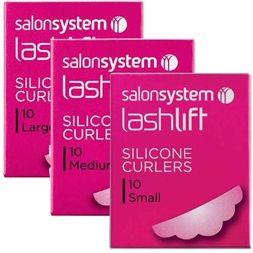 5871e5c2ac9 Salon System Lashlift Silicone Curlers - CoolBlades Professional ...