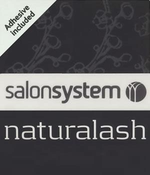 Salon System Naturalash Strip Eyelashes (26 styles)