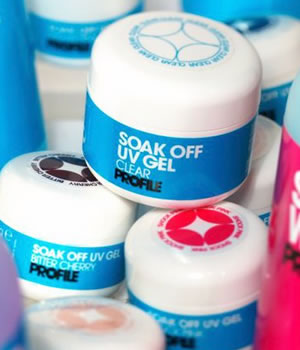 Salon System Profile Soak Off UV Gel
