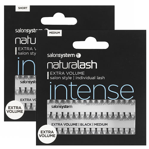 68f061f4a2e Salon System Naturalash Individual Lash Intense - CoolBlades ...