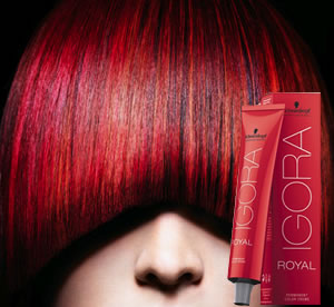 Schwarzkopf Professional IGORA ROYAL Reds