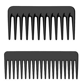 Sibel Afro Styling Combs