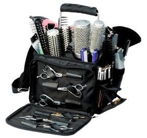 Sibel Basketfull Hairdressing Equipment Carry Case