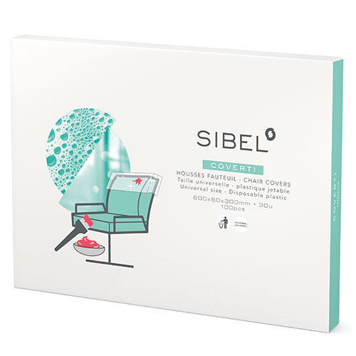 Astounding Sibel Clean All Disposable Chair Protectors Coolblades Professional Hair Beauty Supplies Salon Equipment Wholesalers Interior Design Ideas Clesiryabchikinfo
