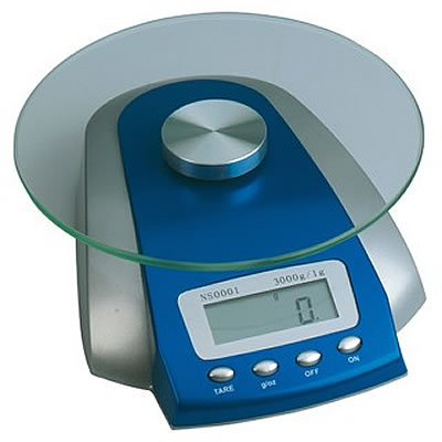 Sibel Glass Electronic Scales