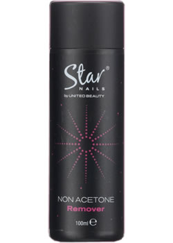 Star Nails Non-Acetone Nail Varnish Remover