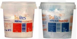 Trulites Dust-Free Powder Bleach (Blue or White)