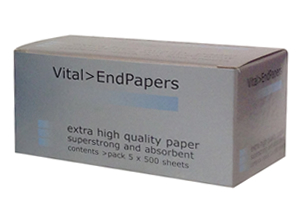 Vital> Endpapers (5 x 500 Sheets)