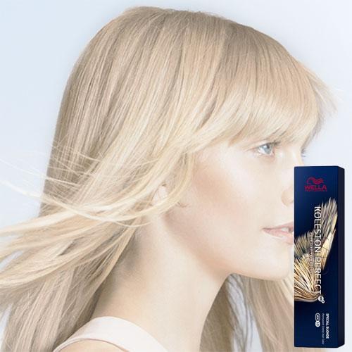 wella koleston blonde