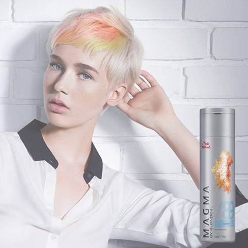 Wella Magma By Blondor Coolblades Professional Hair Beauty