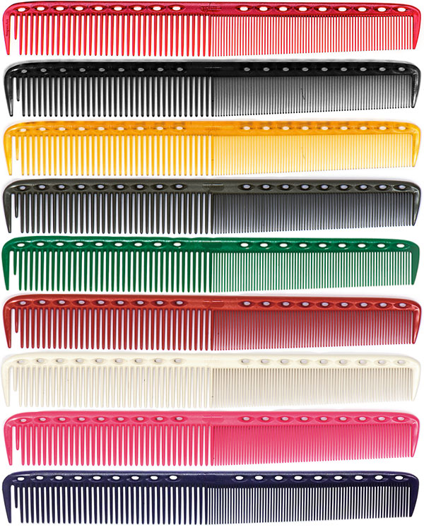 Ys Park 335 Japanese Cutting Comb 215 Mm