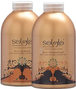 Solglo Spray Tanning Solution