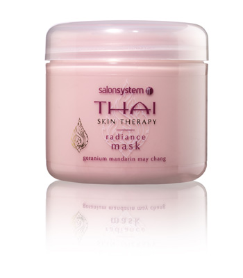 Salon System Thai Skin Therapy Radiance Mask 300ml