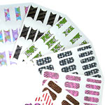 Trendy Nail Wraps (Get Nailed Format)