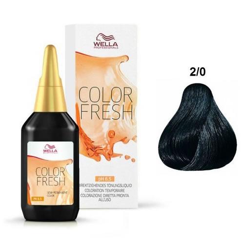 Wella Color Fresh pH 6.5 Acid - CoolBlades Professional Hair ...
