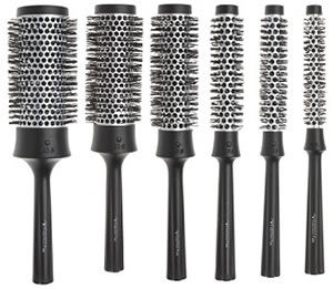 Sibel Therm Heat Retaining Hair Brushes