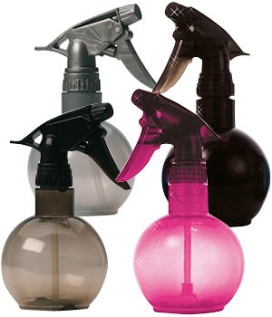 Sibel Ball PVC Water Spray Bottle