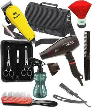 Gents Barbering College Kit