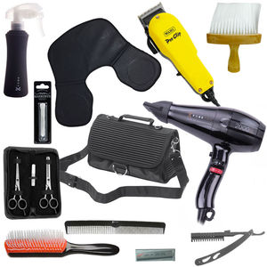 CoolBlades Barbering College Kit