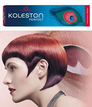 Wella Koleston Perfect - Vibrant Reds