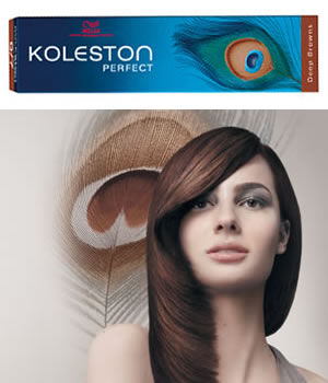 Wella Koleston Perfect - Deep Browns