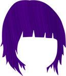 Crazy Color - Hot Purple (62)