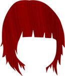 Crazy Color - Vermillion Red (40)