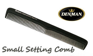 Denman DC07 Small Setting Comb