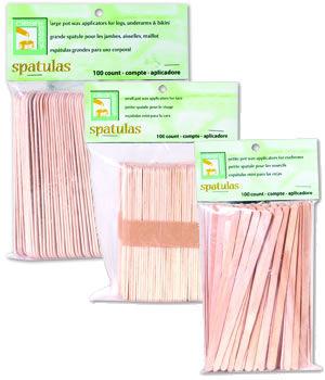 Clean & Easy Wood Wax Applicator Spatulas
