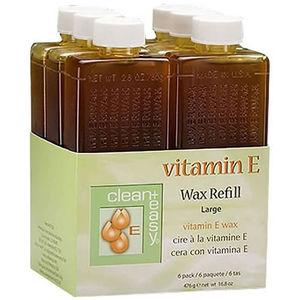 Clean + Easy Vitamin E Large Wax Refills