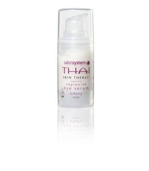 Salon System Thai Skin Therapy Replenish Eye Serum 15ml