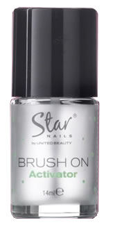 Star Nails Brush On Activator