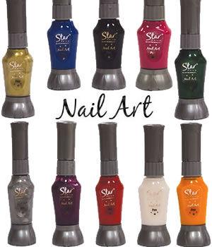 Star Nails Nail Art Pens