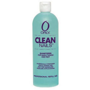 Orly Nails Clean Prep Sanitizer