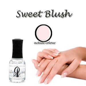 "Orly French Manicure Nail Lacquer ""Sweet Blush"" 18ml"