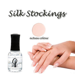 "Orly French Manicure Nail Lacquer ""Silk Stockings"" 18ml"