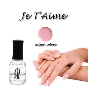 """Orly French Manicure Nail Lacquer """"Je T'Aime"""" 18ml"""