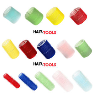 Hair Tools Cling Velcro Hair Rollers (Small to Jumbo-Sized)