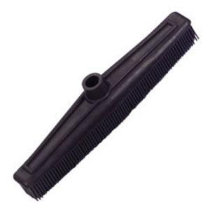 Sibel Broom Head (Black Rubber)