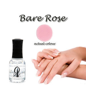 "Orly French Manicure Nail Lacquer ""Bare Rose"" 18ml"