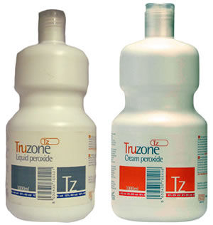 Truzone Cream or Liquid Peroxide