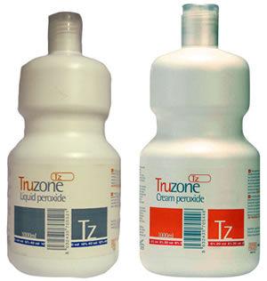Truzone Cream or Liquid Peroxide