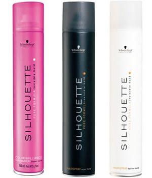 Schwarzkopf Silhouette Hairspray