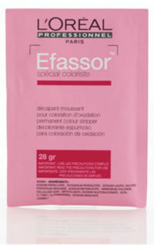 L'Oreal Professionnel Efassor Hair Colour Stripper