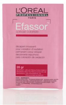 L'Oreal Professionnel Efassor Hair Colour Stripper