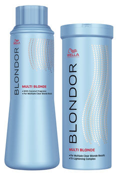 Wella Blondor Multi Blonde