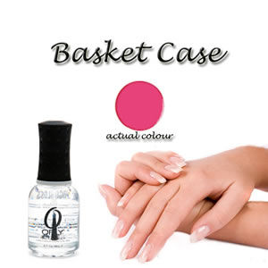 "Orly Nail Lacquer ""Basket Case"" 18ml"