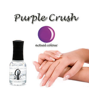 "Orly Nail Lacquer ""Purple Crush"" 18ml"