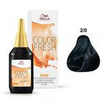 Color Fresh 2/0 - Black